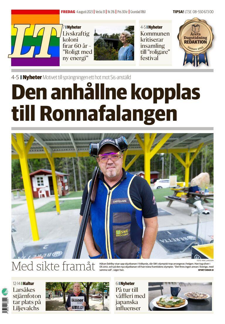Länstidningen Södertälje